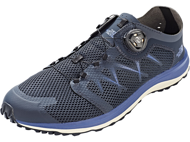 The North Face Litewave Flow Boa Chaussures Homme, urban navy/brit blue